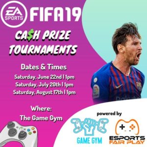 FIFA Tournament Powered by Esports Fair Play