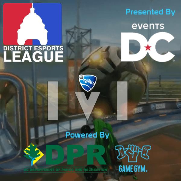 District Esports Rocket League 1v1