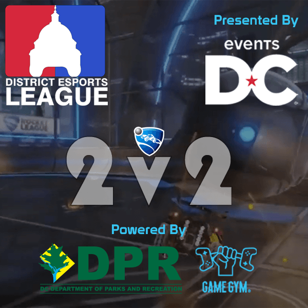 District Esports League Rocket Leage 2v2