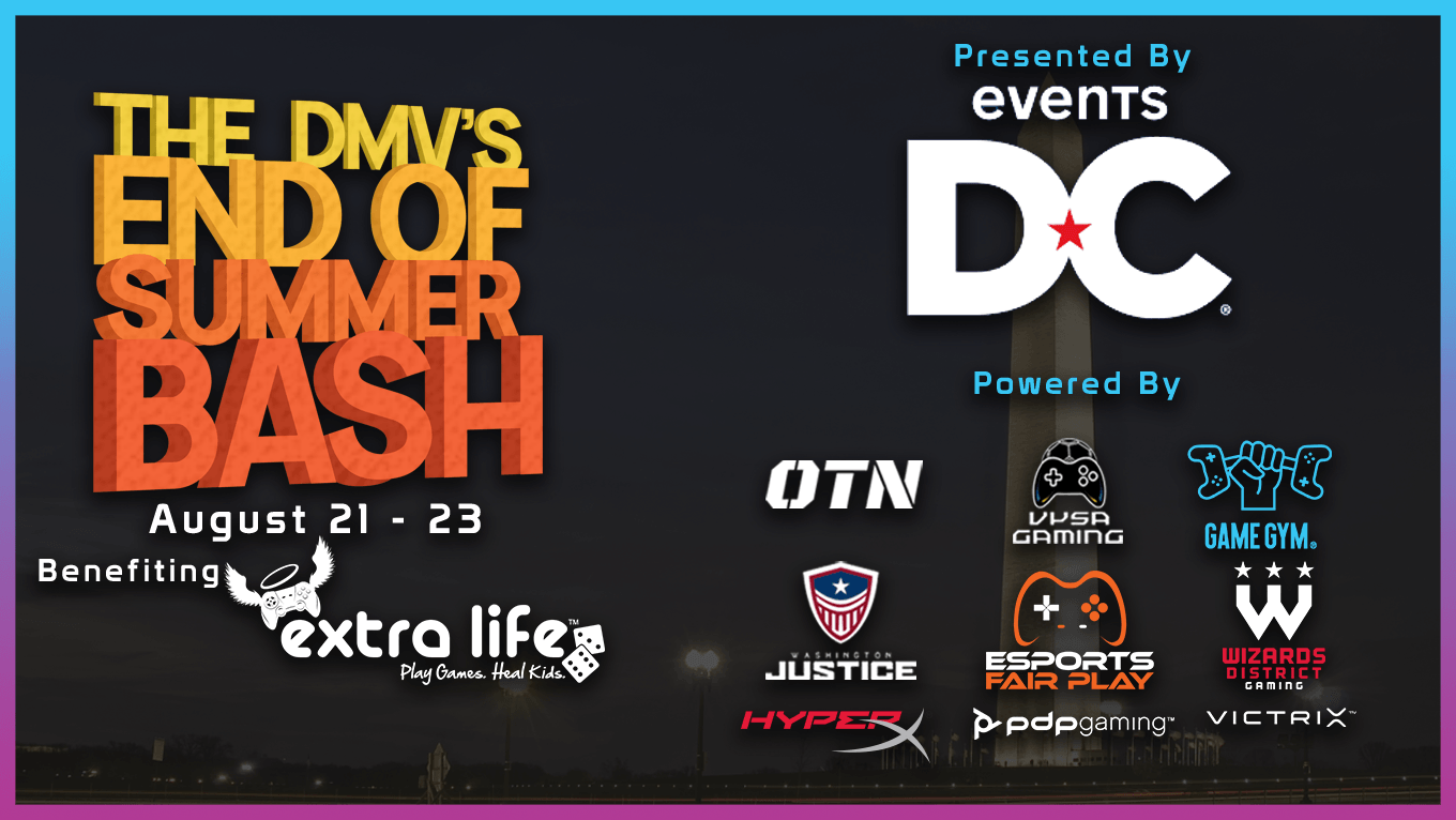 The DMV'S End of Summer Bash