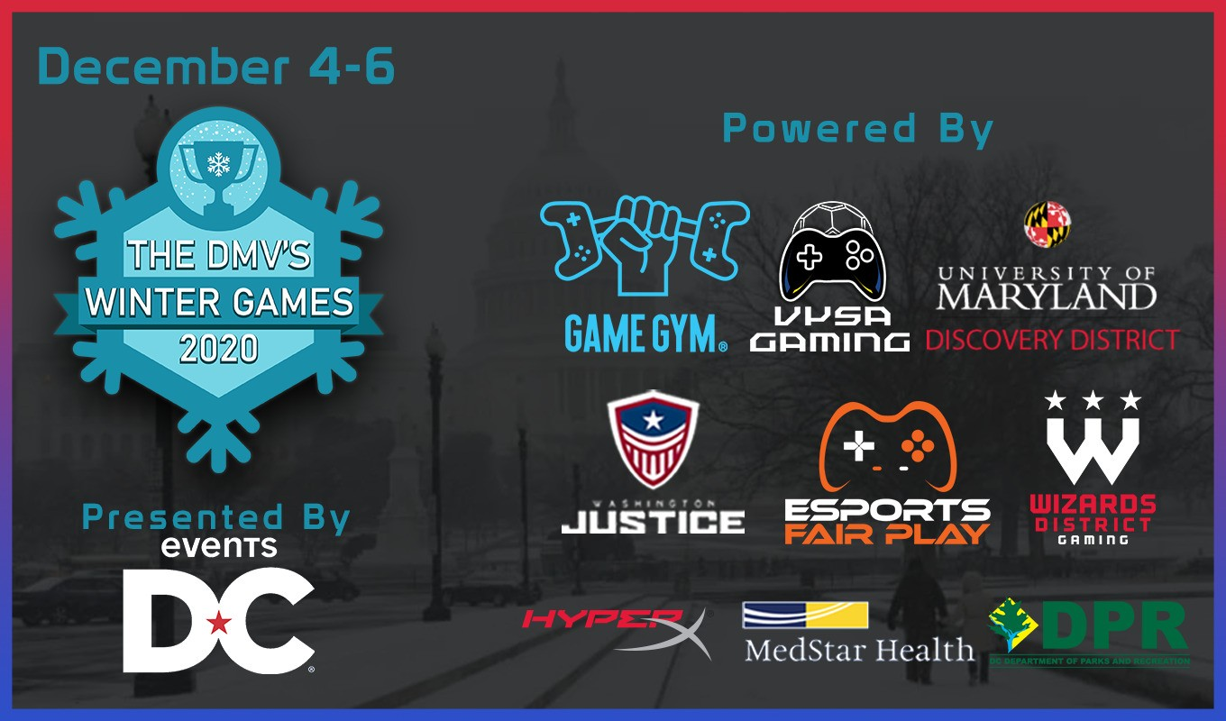 The DMV'S Winter Games | December 4-6 | Presented by Events DC