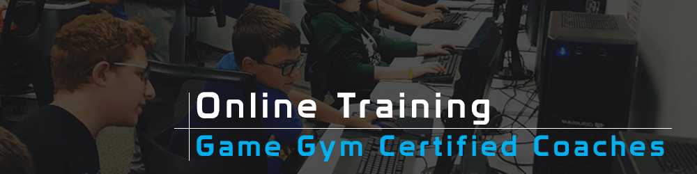 Online Training Session | Game Gym Certified Coaches