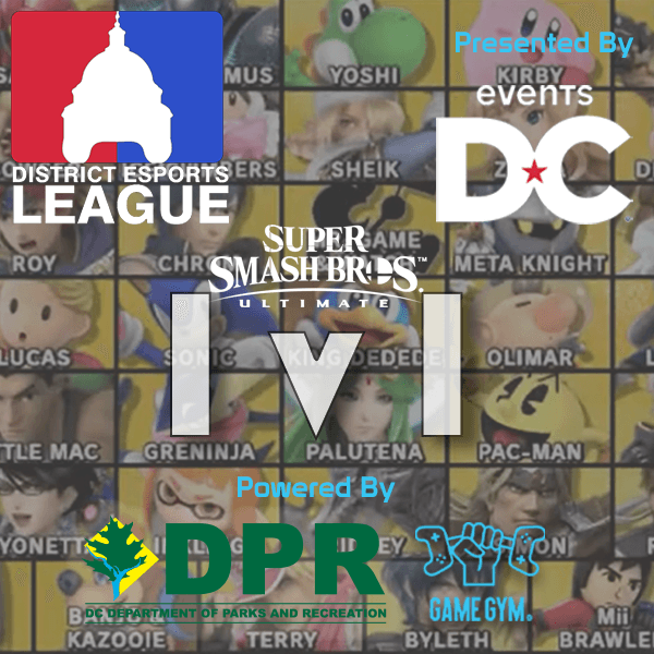 District Esports League | Super Smash Bros. Ultimate