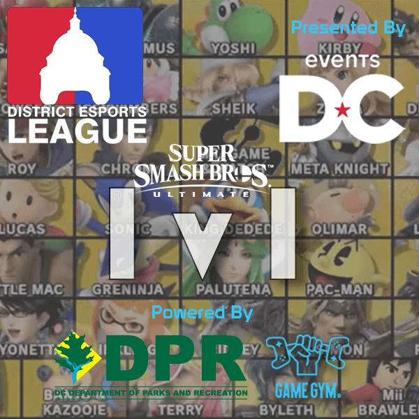 District Esports League   Super Smash Bros. Ultimate