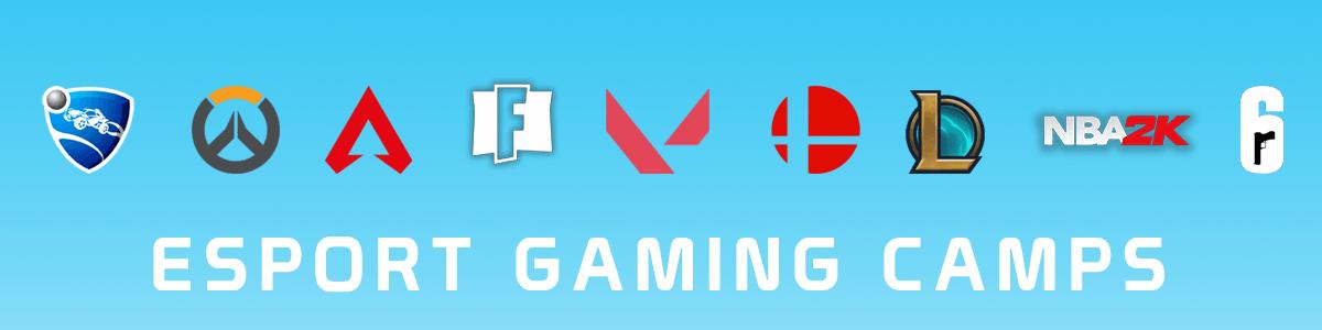 Esports Gaming Camp