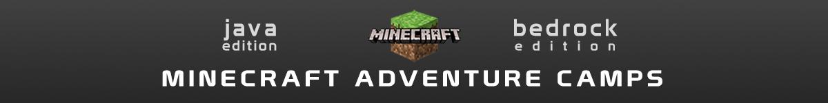 Minecraft Adventure Camps