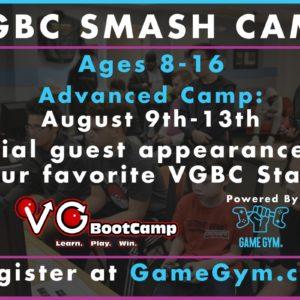 VGBC Smash Bros Camp