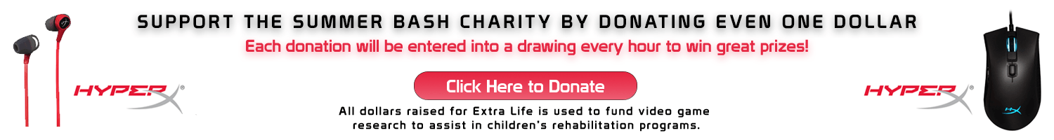 Support Extra Life | Donate | Win Prizes