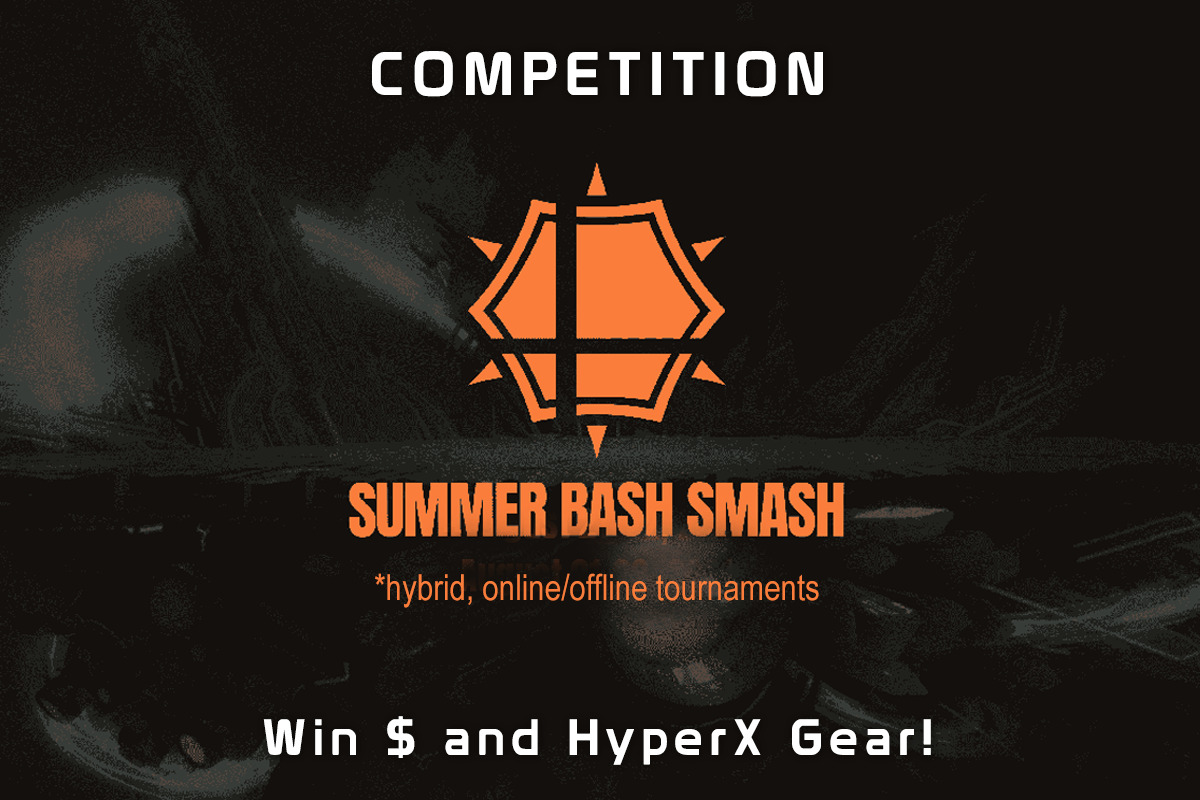 Summer Bash Competition
